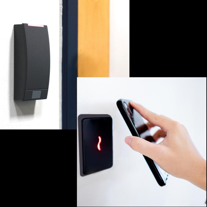 Access Control keyless Entry