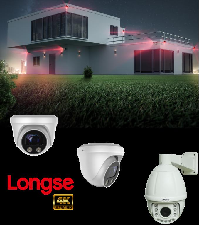 Longse CCTV Security Cameras